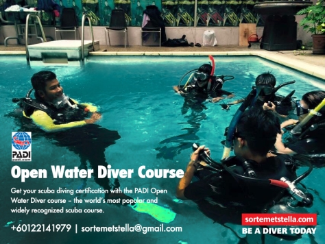 Open-water-course